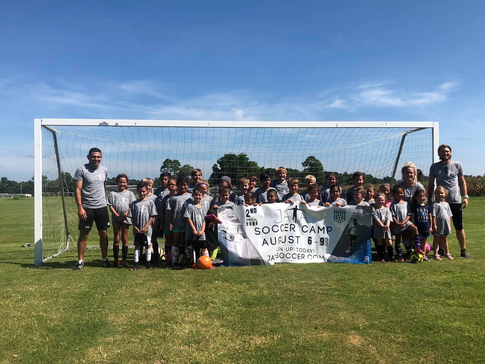 Ava's Story - Jata Soccer Camp