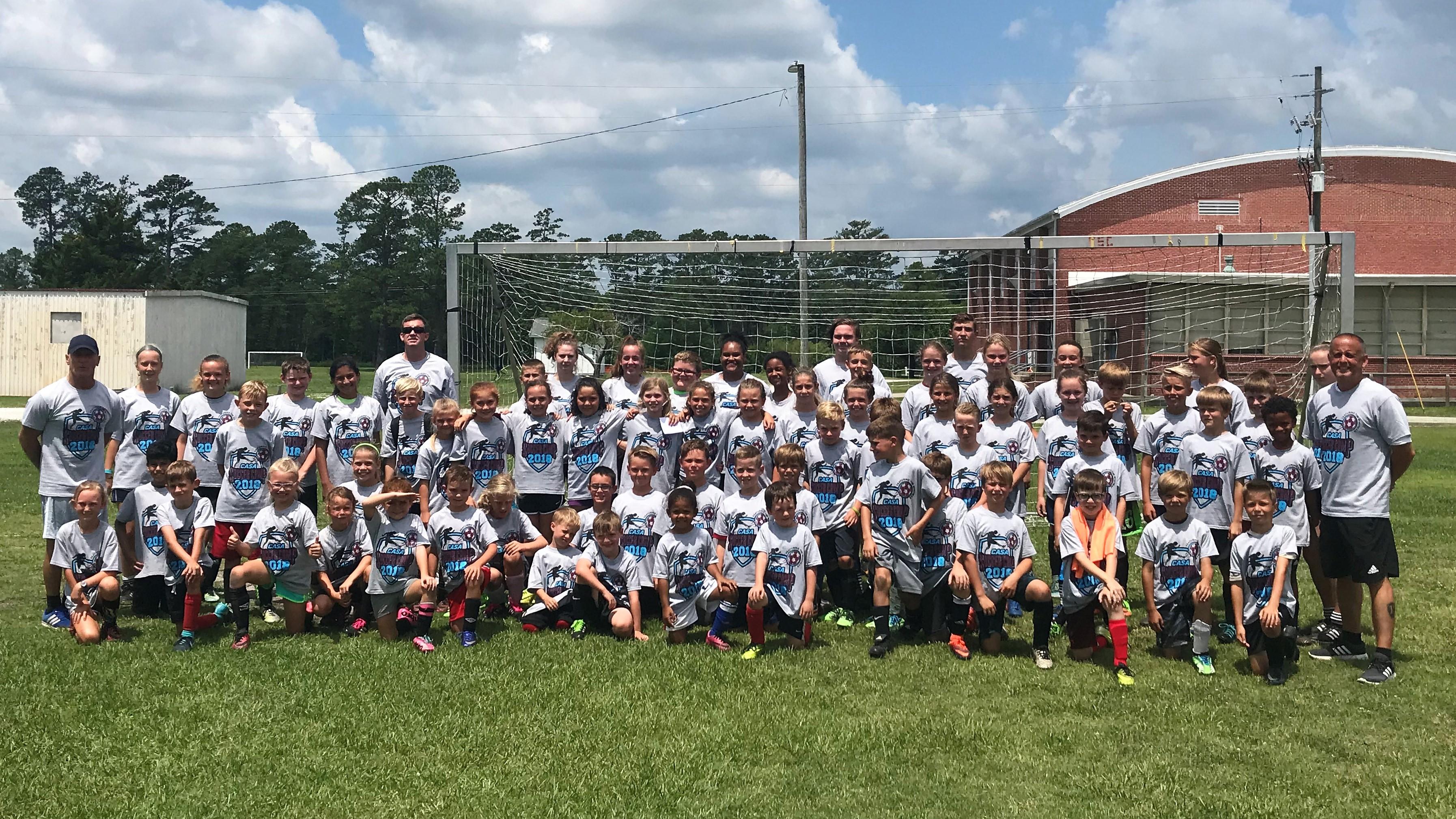 Ava's Story - CASA Soccer Camp