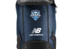 New Balance Team Ball Backpack 18 For Wilmington Hammerheads